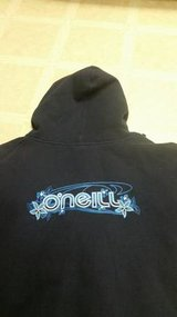 Oneill hoodie for ladies in a size medium in Vista, California