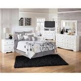 WHITE DREAMUR BEDROOM SET in Schofield Barracks, Hawaii