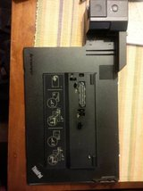 Lenovo Thinkpad Docking Station and Power Supply - NEW in Fort Belvoir, Virginia