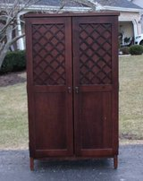 Tall Desk Cabinet in Glendale Heights, Illinois