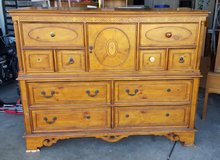AWESOME Large Dresser - Solid Wood in Glendale Heights, Illinois