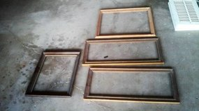4 WOOD FRAMES FOR PROJECTS in Lockport, Illinois