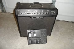 Line 6 Spider IV Guitar Amp with Footswitch in Fairfield, California