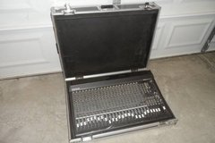 Mackie SR Series Mixing Console with Case in Vacaville, California