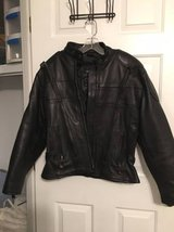 NOW $150 FIRM!  Women's Leather Riding Jacket in Wilmington, North Carolina