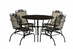 Arlington House 5-Piece Action Patio Dining Set - NEW! in Chicago, Illinois