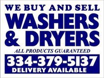 CASH 4 Washers Dryers Stoves Fridges AC s in Fort Rucker, Alabama