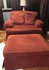 massoud chair and a half w storage ottoman in Oklahoma City, Oklahoma