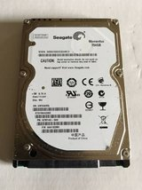 Seagate Momentus 750gb 2.5 inch laptop hard drive in Temecula, California