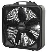 "Lasko Weather-Shield Select 20""  Box Fan with Thermostat - NEW! in Joliet, Illinois"