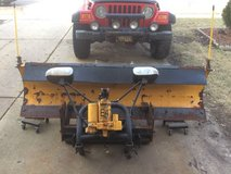 Complete Meyer Snow Plow for Jeep Wrangler in Glendale Heights, Illinois