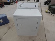 whirlpool dryer wed5300sq0 needs belt to spin white 50124 in Fort Carson, Colorado