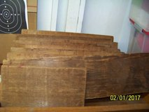 8 Pcs. 'SHORT CUTS' WOOD - really NICE, aged and thick stuff! in Conroe, Texas