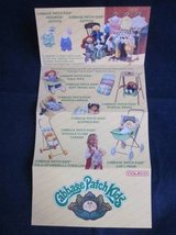 Cabbage Patch Kids 1980s Brochure in Aurora, Illinois