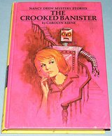 Vintage 1971 Nancy Drew The Crooked Banister 1st Edition in Joliet, Illinois