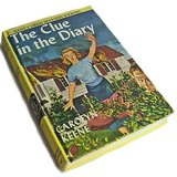 Vintage 1990 Nancy Drew The Clue In The Diary #17 in Joliet, Illinois