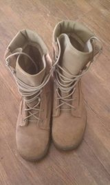 Belleville Boots in Camp Pendleton, California