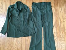 1980's FRENCH ARMY FIELD UNIFORM in Sugar Grove, Illinois