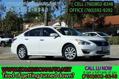 2014 Nissan Altima 2.5 S Ask for Louis (760) 802-8348 in Oceanside, California
