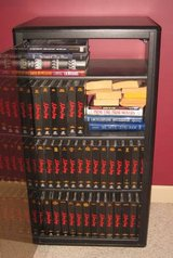 I LOVE LUCY Complete Collection of 33 VHS Tapes + Storage Cabinet in Joliet, Illinois