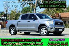 2010 Toyota Tundra Grade Ask for Louis (760) 802-8348 in Oceanside, California