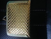 Vintage Gold Diamond Pocket Purse Sewing Kit Travel Size in Travis AFB, California