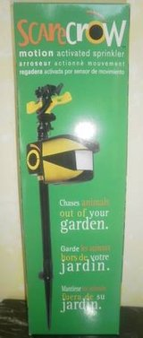 Scarecrow Motion Activated Garden Sprinkler Animal Repeller in Batavia, Illinois