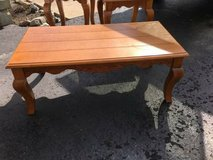 COFFEE & TWO END TABLE SET - MUST GO in DeKalb, Illinois