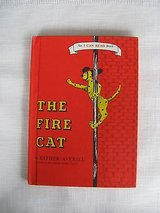 Vintage 1960 The Fire Cat Children's Hard Cover Book in Joliet, Illinois