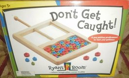 Ryan's Room Wooden Peg Pick up Toy Don't Get Caught Wood Pegs Ages 5+ in Lockport, Illinois