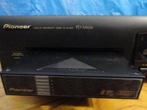 VINTAGE PIONEER PD-M426 6 DISC CD COMPACT DISC CARTRIDGE PLAYER in Vacaville, California