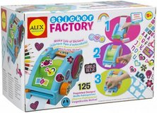 New ALEX Toys Craft Sticker Factory Make Your Own Stickers in Lockport, Illinois