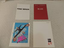fire birds to live and die in l.a.  blaze the naked gun press kits/programs lot in Fort Carson, Colorado