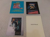 4 press kits revenge of the pink panther, top gun, two jakes, micki & maude in Fort Carson, Colorado