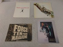 4 press kits force ten from navarone, two jakes, earthquake, melvin and howard in Fort Carson, Colorado