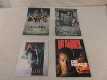 4 hollywood movie press kits die hard 2, two jakes, unhinged, the brink's job in Fort Carson, Colorado