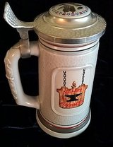 "avon - the building of america collection - ""the blacksmith"" lidded beer stein in Riverside, California"