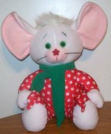 Vintage Starwink Holiday Stuffed Mouse in Joliet, Illinois