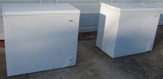 Haier 7 Cu Ft Energy Efficient Compact Chest Freezer in Fort Benning, Georgia