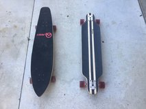 2 longboards in Temecula, California
