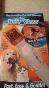 reduced Pedi paws nail trimmer in Tacoma, Washington