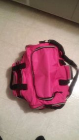 Pink workout bag in Fort Lewis, Washington