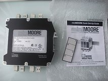 new moore industries mix / 2-wire (4x4-20ma / 4x4-20ma / 12-42dc din in Plainfield, Illinois