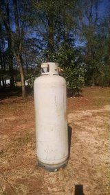 100LB Propane Tank in Fort Rucker, Alabama