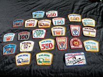 vintage bowlarena bowling themed patches lot of (23) jacksonville north carolina in Camp Lejeune, North Carolina