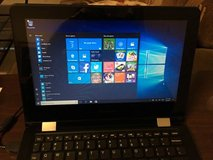 Lenovo 11 inch laptop, tablet touch screen, Windows 10 in Temecula, California