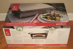 GrandHall Electric Crossray Grill - Unused in Original Box in Joliet, Illinois