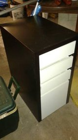 Ikea Office Drawer Unit File Storage Cabinet in The Woodlands, Texas
