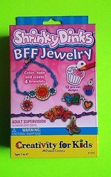 New in Box! Creativity for Kids Shrinky Dinks BFF Jewelry Creativity Ages 7-97 in Camp Lejeune, North Carolina