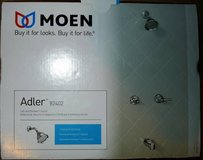 MOEN Adler 2-Handle 1-Spray Tub and Shower Faucet in Chrome in Naperville, Illinois